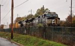 NS 9531 on CR shared assets local Z572